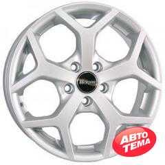 Купить TECHLINE 721 S R17 W7.5 PCD5x108 ET50 DIA63.4