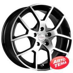 Купить RW (RACING WHEELS) H466 DBF/P R15 W6.5 PCD4x98 ET40 DIA58.6