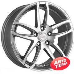 Купить RW (RACING WHEELS) H-495 DDN-F/P R17 W7 PCD5x114.3 ET40 DIA73.1