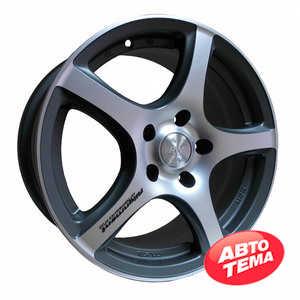 Купить RW (RACING WHEELS) H-531 DDN-F/P R15 W6.5 PCD4x100 ET40 DIA73.1