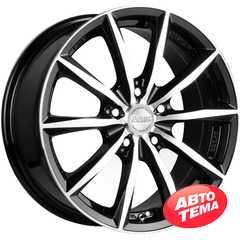 Купить RW (RACING WHEELS) H-536 DDN F/P R16 W7 PCD5x108 ET45 DIA73.1