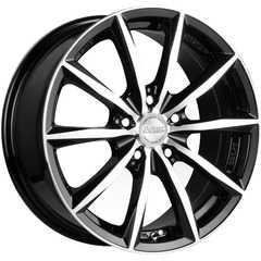 Купить RW (RACING WHEELS) H-536 DDN F/P R16 W7 PCD5x110 ET35 DIA73.1