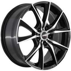 RW (RACING WHEELS) H712 BKF/P - Интернет магазин шин и дисков по минимальным ценам с доставкой по Украине TyreSale.com.ua