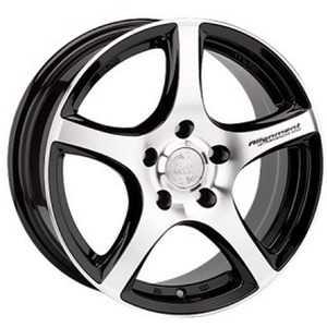 Купить RW (RACING WHEELS) H531 BKFP R16 W7 PCD5x100 ET40 DIA67.1