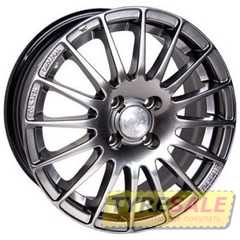 Купить RW (RACING WHEELS) H-305 HPT R15 W6.5 PCD5x105 ET39 DIA56.6