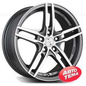 Купить RW (RACING WHEELS) H534 DDNF/P R16 W7 PCD5x100 ET40 DIA67.1