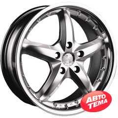 RW (RACING WHEELS) H-303 HS-D/P - Интернет магазин шин и дисков по минимальным ценам с доставкой по Украине TyreSale.com.ua
