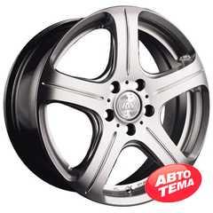 RW (RACING WHEELS) H-300 HS - Интернет магазин шин и дисков по минимальным ценам с доставкой по Украине TyreSale.com.ua