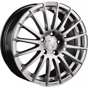 Купить RW (RACING WHEELS) H305 HS R15 W6.5 PCD5x114.3 ET40 DIA67.1