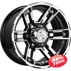 RW (RACING WHEELS) H-525 BK-F/P - Интернет магазин шин и дисков по минимальным ценам с доставкой по Украине TyreSale.com.ua