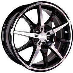 Купить RW (RACING WHEELS) H-410 BK/FP R16 W7 PCD5x110 ET40 DIA65.1