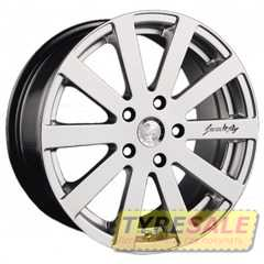 Купить RW (RACING WHEELS) H-339 HS R16 W7.5 PCD5x112 ET40 DIA66.6