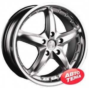 Купить RW (RACING WHEELS) H-303 DB/ST R16 W7 PCD5x114.3 ET40 DIA73.1