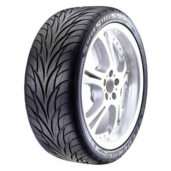 Летняя шина FEDERAL Super Steel 595 - Интернет магазин шин и дисков по минимальным ценам с доставкой по Украине TyreSale.com.ua