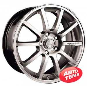 Купить RW (RACING WHEELS) H 286 DDN F/P R16 W6.5 PCD5x114.3 ET50 DIA67.1