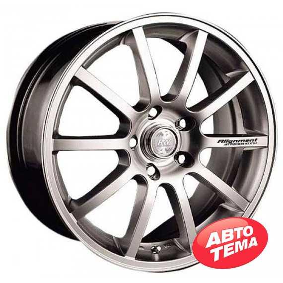 RW (RACING WHEELS) H 286 DDN F/P - Интернет магазин шин и дисков по минимальным ценам с доставкой по Украине TyreSale.com.ua