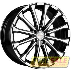 Купить RW (RACING WHEELS) H-461 BK-F/P R17 W7 PCD5x108 ET45 HUB67.1