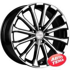 Купить RW (RACING WHEELS) H-461 BK-F/P R17 W7 PCD5x114.3 ET45 HUB67.1