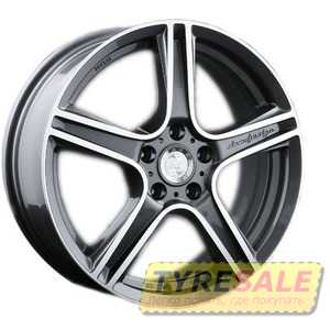 Купить RW (RACING WHEELS) H-315 GM/FP R17 W7 PCD5x114.3 ET38 DIA73.1