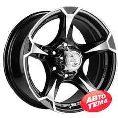 Купить RW (RACING WHEELS) H-547 DDN-F/P R17 W8 PCD6x139.7 ET20 DIA110.5
