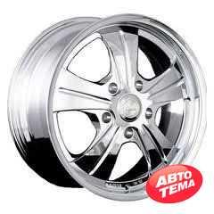 Купить RW (RACING WHEELS) H-611 CHROME R20 W9 PCD5x150 ET45 DIA110.2