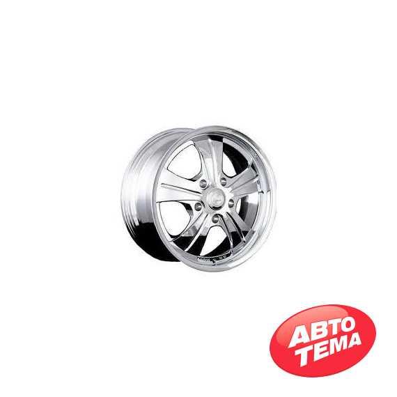 Купить RW (RACING WHEELS) H-611 CHROME R22 W10 PCD5x150 ET45 DIA110.2