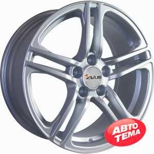 Купить AVUS AF2 SILVER POLISHED R18 W8 PCD5x112 ET45 DIA66.45