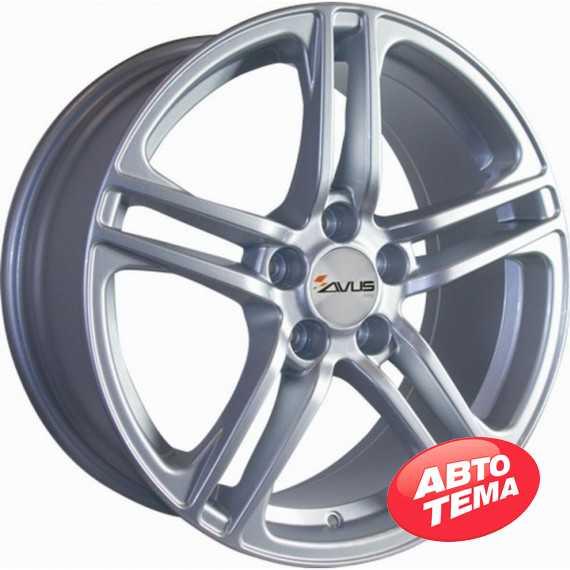 AVUS AF2 SILVER POLISHED - Интернет магазин шин и дисков по минимальным ценам с доставкой по Украине TyreSale.com.ua