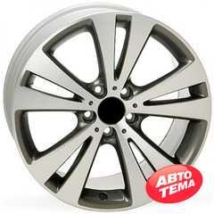 AVUS F334 ANTHRACITE POLISHED - Интернет магазин шин и дисков по минимальным ценам с доставкой по Украине TyreSale.com.ua