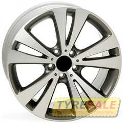 Купить AVUS F334 ANTHRACITE POLISHED R17 W7.5 PCD5x112 ET47 DIA57.1