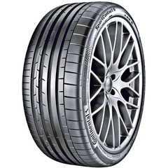 Купить Летняя шина CONTINENTAL ContiSportContact 6 265/30R19 93Y