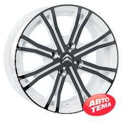 REPLICA Citroen JT-1069 W4BD - Интернет магазин шин и дисков по минимальным ценам с доставкой по Украине TyreSale.com.ua