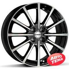 BORBET BL4 black polished - Интернет магазин шин и дисков по минимальным ценам с доставкой по Украине TyreSale.com.ua