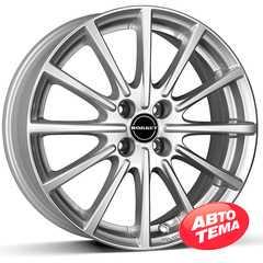 Купить BORBET BL4 brilliant silver R16 W7 PCD4x108 ET27 DIA65.1