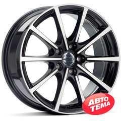 BORBET BL5 Black Polished - Интернет магазин шин и дисков по минимальным ценам с доставкой по Украине TyreSale.com.ua