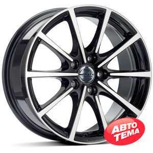Купить BORBET BL5 Black Polished R17 W8 PCD5x112 ET37 HUB72.6