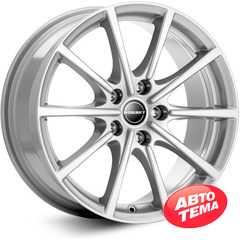 BORBET BL5 Brilliant Silver - Интернет магазин шин и дисков по минимальным ценам с доставкой по Украине TyreSale.com.ua