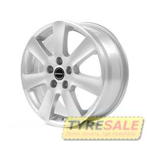 Купить BORBET CA Crystal Silver R15 W6.5 PCD5x112 ET47 HUB57.1