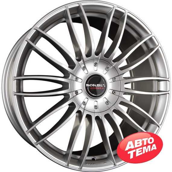 BORBET CW3 sterling silver - Интернет магазин шин и дисков по минимальным ценам с доставкой по Украине TyreSale.com.ua