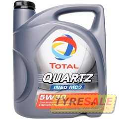 Купить Моторное масло TOTAL QUARTZ INEO MC3 5W-30 (5л)