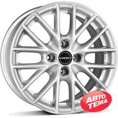 BORBET BS4 Brilliant Silver - Интернет магазин шин и дисков по минимальным ценам с доставкой по Украине TyreSale.com.ua