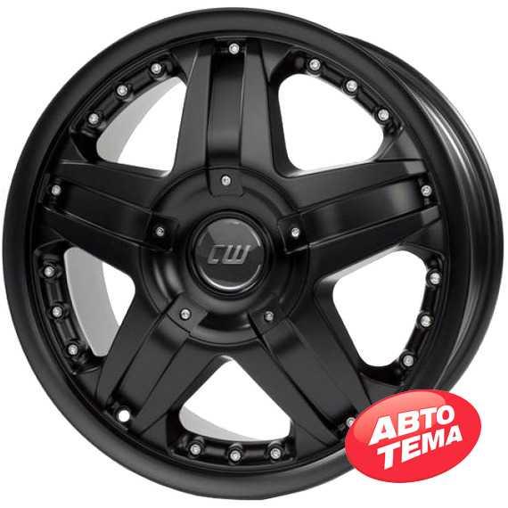BORBET CWB black matt - Интернет магазин шин и дисков по минимальным ценам с доставкой по Украине TyreSale.com.ua