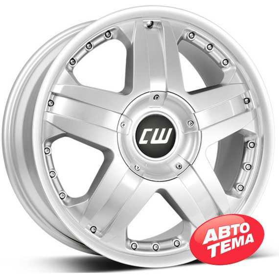 BORBET CWB crystal silver - Интернет магазин шин и дисков по минимальным ценам с доставкой по Украине TyreSale.com.ua