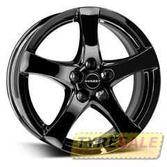 Купить BORBET F Glossy Black R16 W6.5 PCD5x114.3 ET40 DIA72.6