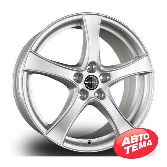 BORBET F2 brilliant silver - Интернет магазин шин и дисков по минимальным ценам с доставкой по Украине TyreSale.com.ua