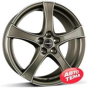 Купить BORBET F2 graphite polished R19 W7.5 PCD5x114.3 ET50 DIA72.6