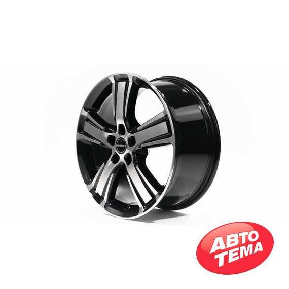BORBET MA black polished - Интернет магазин шин и дисков по минимальным ценам с доставкой по Украине TyreSale.com.ua