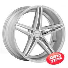 VOSSEN CV5 Silver Polished - Интернет магазин шин и дисков по минимальным ценам с доставкой по Украине TyreSale.com.ua