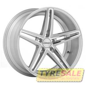 Купить VOSSEN CV5 Silver Polished R20 W9 PCD5x114,3 ET38 HUB73.1