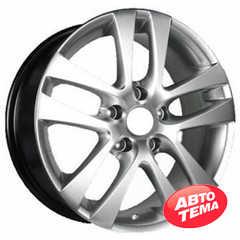 REPLICA Volkswagen JT-1265 SiL - Интернет магазин шин и дисков по минимальным ценам с доставкой по Украине TyreSale.com.ua